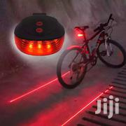 Mountain Bike Rear Light With Laser | Sports Equipment for sale in Nairobi, Pangani