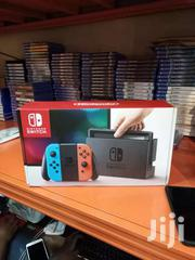 Nintendo Switch Console Neon Red/Blue Joycons | Video Game Consoles for sale in Nairobi, Nairobi Central