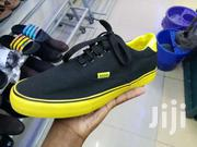 Black And Yellow Vans | Clothing for sale in Nairobi, Nairobi Central