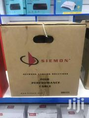 Siemon Cat 6A UTP Pure Copper Ethernet Cable 305M | Computer Accessories  for sale in Nairobi, Nairobi Central