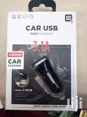 JOYROOM CM216 3.1A Dual USB Ports Smart Car Charger For iPhone | Vehicle Parts & Accessories for sale in Nairobi, Nairobi Central