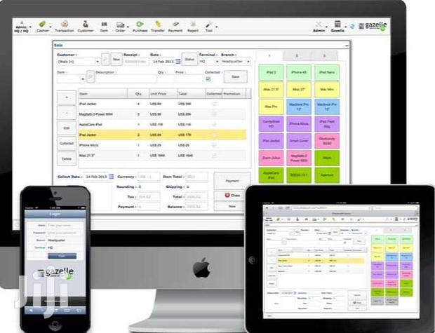 Track Your  Business Sales With Ease With Pos Point Of Sale Software