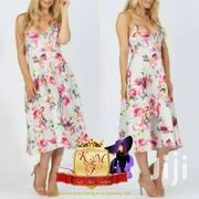 Floral Print Skater Dress Made In UK | Clothing for sale in Nairobi, Mugumo-Ini (Langata)