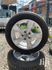 NEW TYRES AND ALLOYS FROM EX-JAPAN   Vehicle Parts & Accessories for sale in Nairobi, Makina