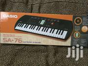 Casio SA 76 Mini 44 Key Portable Keyboard | Musical Instruments for sale in Nairobi, Nairobi Central