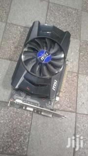 MSI Geforce Gtx 750ti 2gb Gpus | Video Game Consoles for sale in Nairobi, Nairobi Central