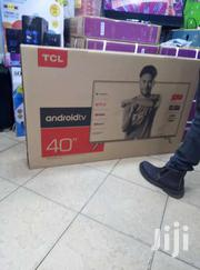 Tcl Smart Android Tv, 40' | TV & DVD Equipment for sale in Nairobi, Nairobi Central