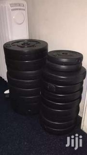 Gym Weight Lifting Weights | Sports Equipment for sale in Nairobi, Ngara