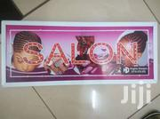 Salon Signage | Manufacturing Services for sale in Nakuru, Nakuru East
