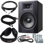 M-audio BX8 D3 8 150W Powered Studio Reference Monitor"