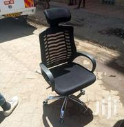 Comfy Head Rest Office Seat | Furniture for sale in Nairobi, Harambee