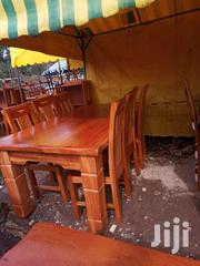 6 Seater Dinning Table | Furniture for sale in Kiambu, Hospital (Thika)