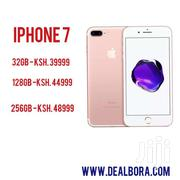 iPhone 7 32gb/128gb/256gb   Mobile Phones for sale in Nairobi, Nairobi Central