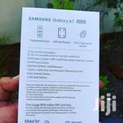 Samsung Galaxy A7 2018 Brand New Sealed. Countrywide Delivery Offered | Mobile Phones for sale in Nairobi, Nairobi Central