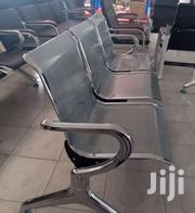Silver Waiting Bench | Manufacturing Equipment for sale in Nairobi, Harambee