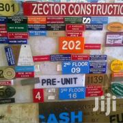 Name Tags,Door Tags,Engraving,Sign Board,Plaques | Other Services for sale in Nairobi, Nairobi Central