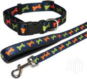 Dog Collar Plus Leash | Pet's Accessories for sale in Nairobi, Nairobi Central