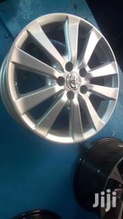 """16inch Alloy Toyota Rims"""" 