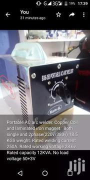 Portable Arc Welding Machine   Electrical Equipments for sale in Kisii, Kisii Central
