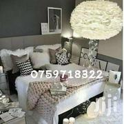 Cushions And Bed 5 By 6 | Furniture for sale in Nairobi, Ngara