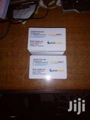 Business Cards Printing Services | Other Services for sale in Nairobi, Nairobi Central