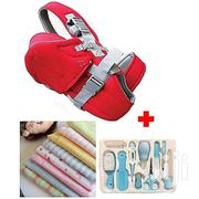 Generic Baby Carrier + Grooming Kit + 8pcs Assorted Infant Towel | Toys for sale in Nairobi, Nairobi Central
