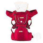 Imama Large Imama Breathable Baby Carrier With Hip Seat- Maroon | Toys for sale in Nairobi, Nairobi Central