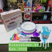 Cake Turntable Set | Audio & Music Equipment for sale in Nairobi, Woodley/Kenyatta Golf Course