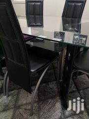 6 Sitter Glass Dining Table | Furniture for sale in Nairobi, Embakasi