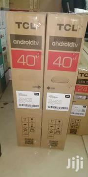 TCL 40 Inch Smart Android  Tv | TV & DVD Equipment for sale in Nairobi, Kasarani