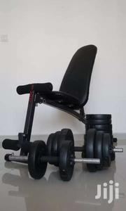 Gym Adjustable Incline Sit Up Bench | Sports Equipment for sale in Nairobi, Nairobi Central