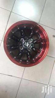 Red Banana Sports Rims Size 14set | Vehicle Parts & Accessories for sale in Nairobi, Nairobi Central