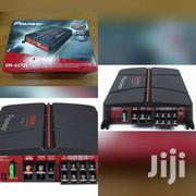PIONEER GM-A4704 PEAK FOUR CHANNEL A SERIES 520W BRIDGEABLE | Vehicle Parts & Accessories for sale in Nairobi, Nairobi Central