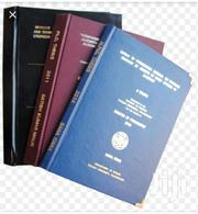 All Colores Hardcover Binding | Other Services for sale in Nairobi, Nairobi Central
