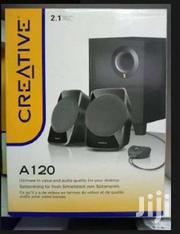 CREATIVE A120 2.1 Speaker Home Entertainment System High Quality Sound | Audio & Music Equipment for sale in Nairobi, Nairobi Central