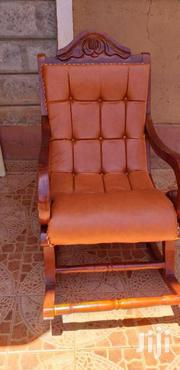 Rocking Chair Wooden Chair Balcony Seat | Furniture for sale in Nairobi, Parklands/Highridge