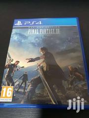 Final Fantasy Ps4 | Video Games for sale in Nairobi, Nairobi Central