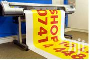 Banner Printing Full Color | Computer & IT Services for sale in Nairobi, Nairobi Central