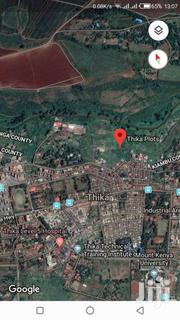 40x80 Plot In Thika Town With Title | Land & Plots For Sale for sale in Kiambu, Hospital (Thika)
