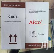 Aico Enhanced Cat 6 Network Cables 305m | Computer Accessories  for sale in Nairobi, Nairobi Central