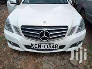 Mercedes-Benz E350 2010 White | Cars for sale in Nairobi, Kilimani