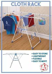 Portable Hanging Rack/Clothes Line | Home Accessories for sale in Nairobi, Kahawa West