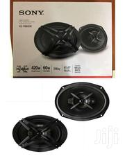 3 Way Coaxial Speakers Black 420W SONY Xs-fb693e (6X9) -pair | Vehicle Parts & Accessories for sale in Nairobi, Nairobi Central