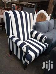 Wingback Chairs/Wingchair/One Seater | Furniture for sale in Nairobi, Ziwani/Kariokor