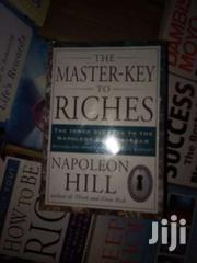 The Master Key To Riches   -napoleon  Hill | Books & Games for sale in Nairobi, Nairobi Central