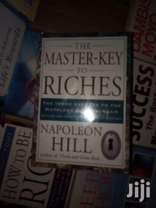 The Master Key To Riches  -napoleon  Hill