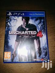 Uncharted 4 A Thief's End. | Video Games for sale in Mombasa, Kadzandani