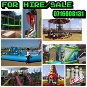 Special Offer On Hiring Bouncing Castles For Birthday Parties | Toys for sale in Nairobi, Kahawa West