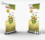 Roll Up Banner Full Color | Computer & IT Services for sale in Nairobi, Nairobi Central