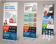 Roll Up Banner Narrow Base | Computer & IT Services for sale in Nairobi, Nairobi Central